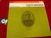 LP 33 Otello Profazio Patti Marina In Sicilia Cetra LPP 378 ITALY 1978