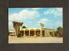 BUSINESS CARD:  WARREN TORLAY'S MINIATURES LIQUOR STORE, SUWANNEE RIVER, FLORIDA