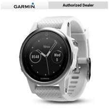 Garmin Fenix 5S Gps Multisport Watch - White