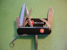"NTSA VINTAGE (1990 -) SWISS ARMY WENGER MULTIFUNCTION POCKET KNIFE ""HANDYMAN"""