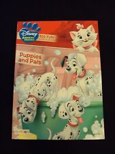 New Disney Animal Friends Puppies & Pals Coloring Book ~ Girl/Boys Kids