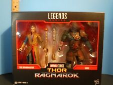 Marvel Legends Series THOR ~ RAGNAROK ?THE GRANDMASTER JEFF GOLDBLUM & KORG?