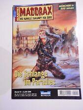 """MADDRAX BASTEI Heft """"Die dunkle Zukunft der Erde"""" - Nr. 9 vom 29.5.2000 -  neu"""
