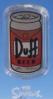 Tuvalu 1 Oz Silber Simpson Duff Beer 2019 Polierte Platte