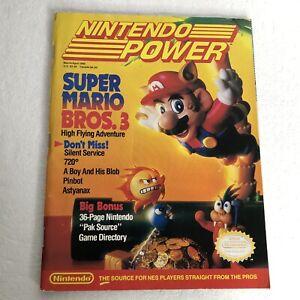 Nintendo Power Magazine Volume 11 Super Mario Bros 3 March / April 1990 - Poster