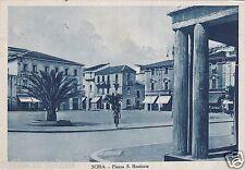 # SORA: PIAZZA S. RESTITUTA
