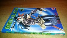 MONSTER COLLECTION # 1 - SEI ITOH - 2002 - PLANET MANGA - MN4