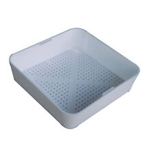 "Recessed Plastic Drain Basket - for 8-1/2""Wx8-1/2""D Floor Sinks"
