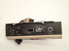 Wiper Fog Lamp Panel Dim Switch Controls (Ref.702) 1987 Bentley Mulsanne Turbo R