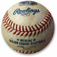 Los Angeles Dodgers vs Pittsburgh Pirates Game Used Baseball 05/30/2014 MLB Holo