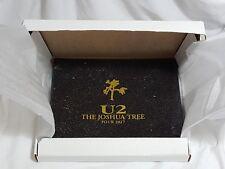 U2 The Joshua Tree Tour 2017 Limited Edition VIP Album Book Set 03896 / 35000