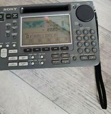 SONY ICF- SW 55 Radio Kofferradio Radio Weltempfänger FM/SW/MW/LW