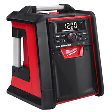 Milwaukee 18V Work Site Bluetooth Jobsite Radio Charger AC/DC AUX 240V- AU Model
