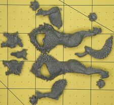 Warhammer 40K Space Marines Space Wolves Thunderwolf Cavalry Wolf Parts (B)