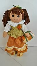 Bambola My Doll scamiciata con coperta 42CM
