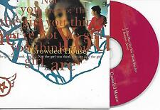 CROWDED HOUSE - Not the girl you think you are CD SINGLE 2TR DUTCH CARDSLEEVE