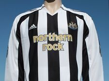 Rare BNWOT Newcastle United 2005-2007 Home Player Issue Long Sleeve Shirt XL