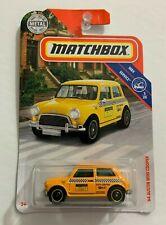 2019 Matchbox '64 Austin Mini Cooper Taxi MBX Service