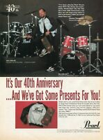 2001 Print Ad of Paiste Innovations Heavy Ride Drum Cymbal
