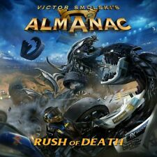 ALMANAC - Rush Of Death CD+DVD NEU!