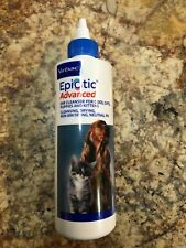 Virbac Epi-Otic Advanced Ear Cleanser 8 fl. oz Exp 06/23 for Cats & Dogs Epiotic