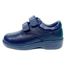 Apex Ambulator V1260 Women's Walking Shoes Size 5.5 Wide Black