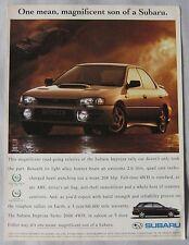 1994 Subaru Impreza 2000 4WD Original advert