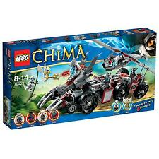 Lego Worriz' Combat Lair