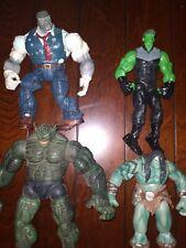 Marvel Legends Lot Of 4 Loose Figures Hasbro Marvel Toys hulk abomination