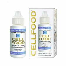 Cellfood Liquid Concentrate, 1 oz. Bottle - Original Oxygenating Formula Contain