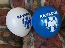 NEW Rayados Monterrey Soccer Balloons 20 Pack New