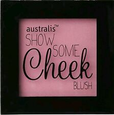 AUSTRALIS SHOW SOME CHEEK BLUSH - COL. CAMEO - VEGAN FRIENDLY.