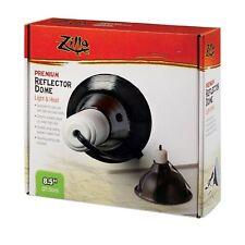 New listing Zilla Premium Reptile Terrarium Lighting Dome Black 8.5 inch new in box