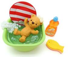 Re-ment miniature #96 teddy bear dish wash detergent sponge