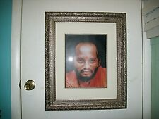Vintage Baba Muktanando Wall Hanging Framed Picture