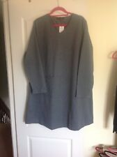 Grey Long Sleeve Dress 22/24