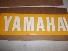 YAMAHA FZ750 YAMAHA EMBLEM DECAL FZ 750  1FM-24161-00-00