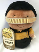Itty Bittys Star Trek Limited Edition GEORDI LA FORGE Exclusive Bitty