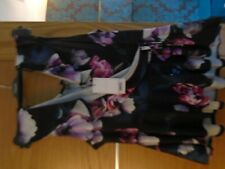 NEW  Lipsy of london stretch floral top..size 16 ( more like a uk 12 )...rp £22