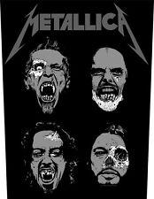 Metallica Undead Parche De Espalda 602522 #