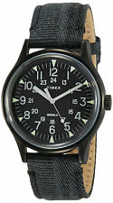 Timex Mk1 Steel 40 Mm Black Dial Watch TW2R68200