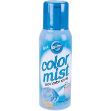Wilton COLOR MIST Edible Food Color Spray Paint BLUE Airbrush Effect