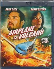 Airplane vs. Volcano (Blu-ray Disc, 2014) Dean Cain, Robin Givens