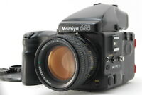 【MINT】 MAMIYA 645 Pro TL Medium Format Film Camera w/ 80mm f1.9 N From JAPAN