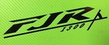 FJR 1300 FJR1300 Decals stickers for Road or Race Bike or Fairing PAIR #182