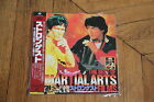 The Best of Martial Art Films 1971-88 Laserdisc LD NTSC Japan New Bruce Lee Chan
