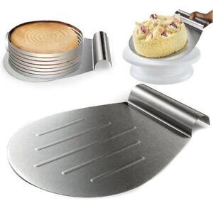 Tortenheber Kuchenheber Kuchenretter Pizza Heber Schaufeln Edelstahl Silber DHL