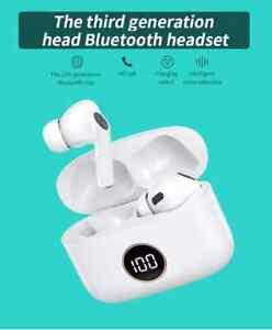 Apple Earpods proddings 3 LED DISPLAY Bluetooth Earphones