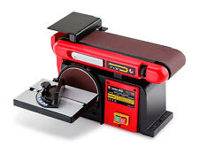 Baumr-AG BD15 Belt Disc Bench Sander- 400W