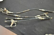 1999 SUZUKI QUADRUNNER 250 BRAKE CABLES 58880/ 58840/ 58680/ 58690